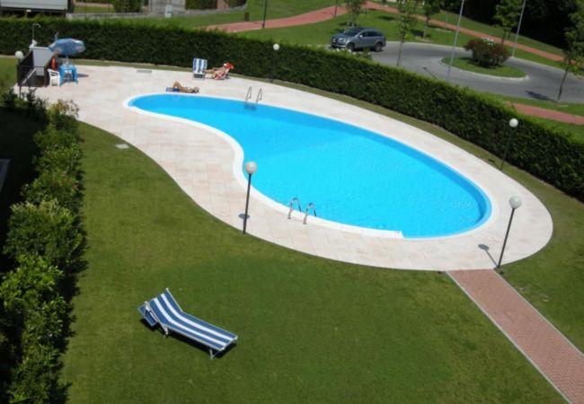 Appartamento a Sirmione - Desenzanoloft: Sirmione FIORE DEL GARDA con piscina *