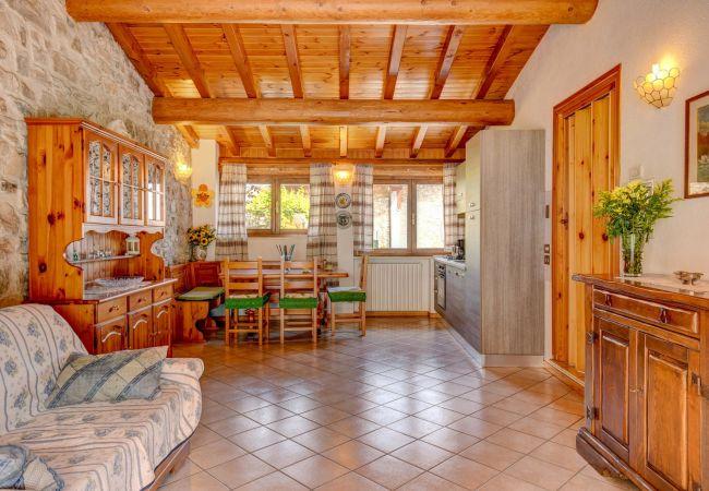 Appartamento a Gargnano - Rustico Pietre Antiche 3  Gargnano (Musaga)