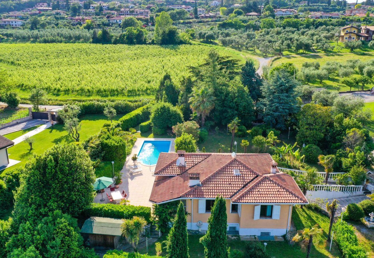 Villa a Moniga del Garda - Villa Stefano a Moniga del garda