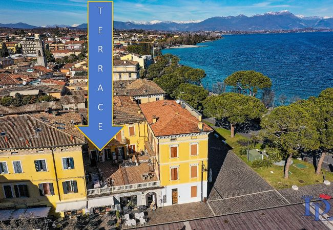 Apartment in Desenzano del Garda -  LET IT BE A DREAM WITH LAKE VIEW * CIR 017067-CIM-00361